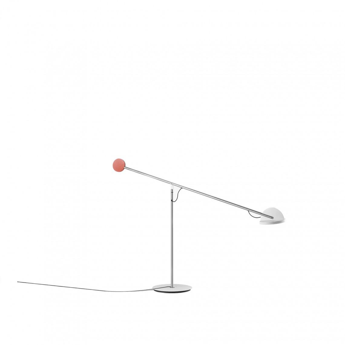Copernica M - Table Lamp Red, White