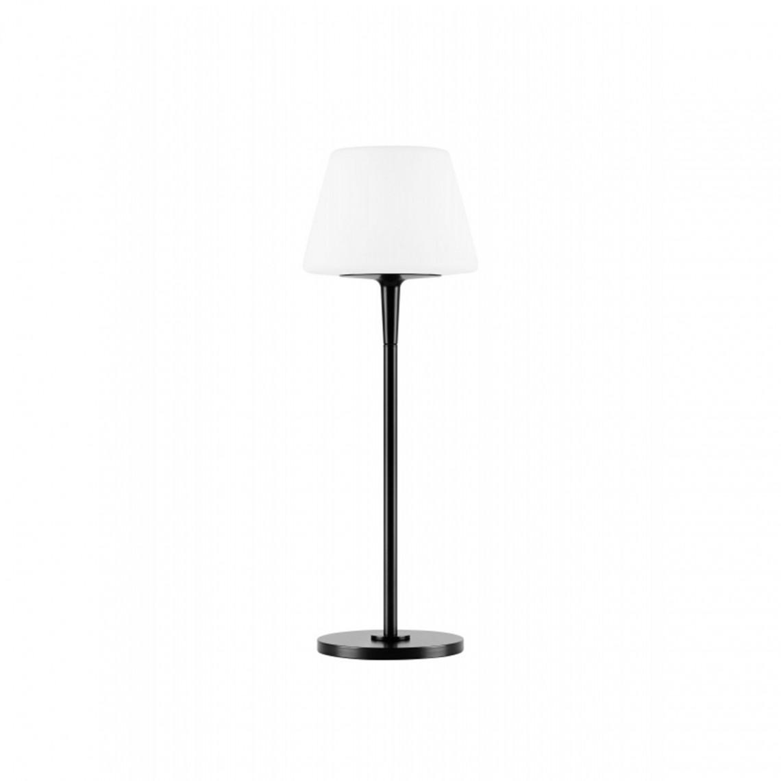 Riff - Bordslampa Cone Svart