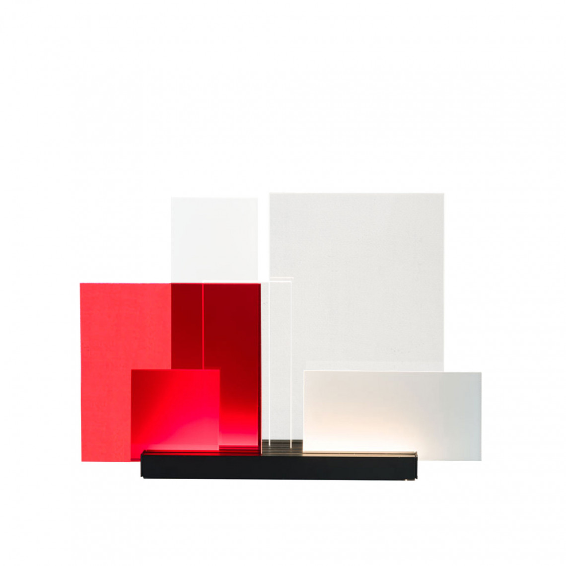 On Lines Black Base/Diffusers Neutral + Red