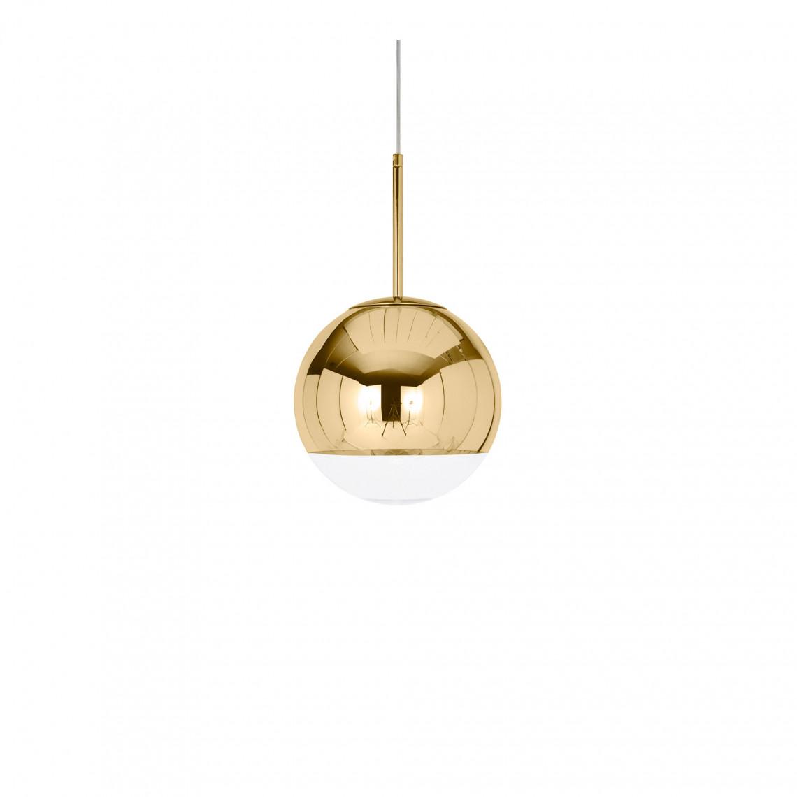 Mirror Ball - Gold