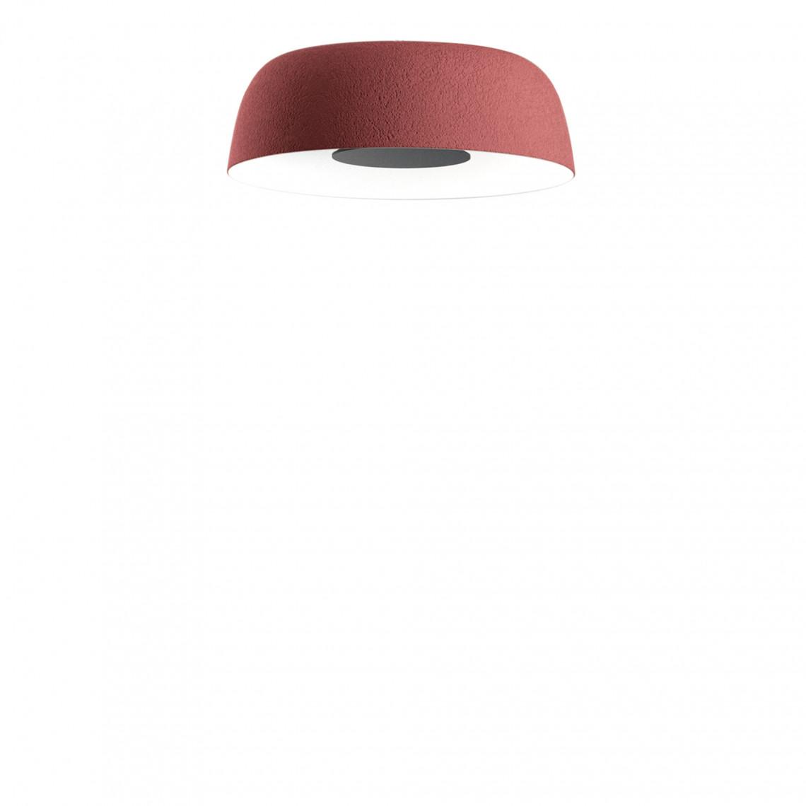 Djembé C - Ceiling Lamp Red