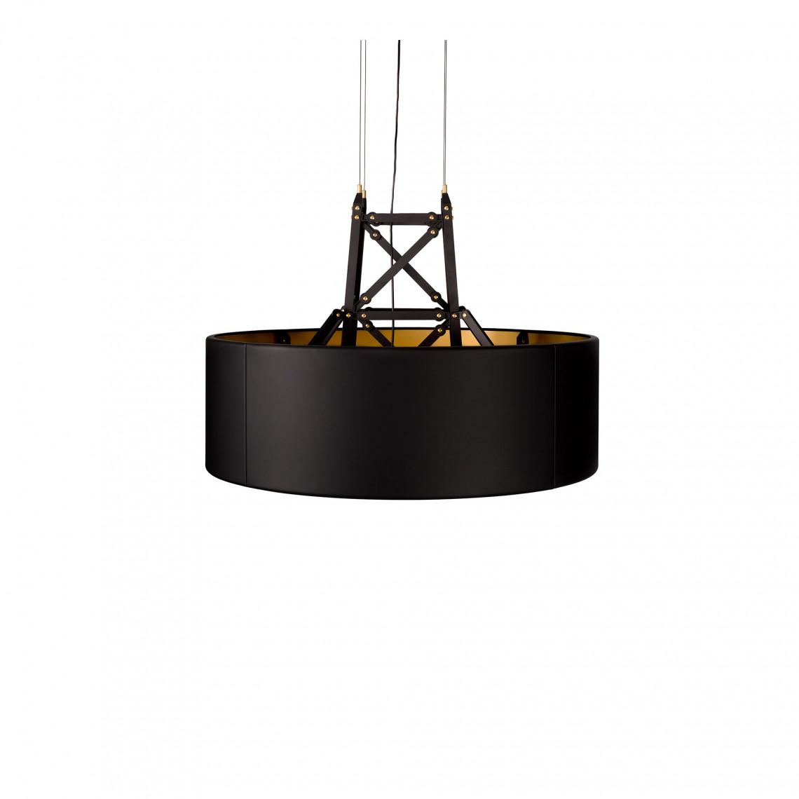 Construction Lamp - Pendellampa Svart