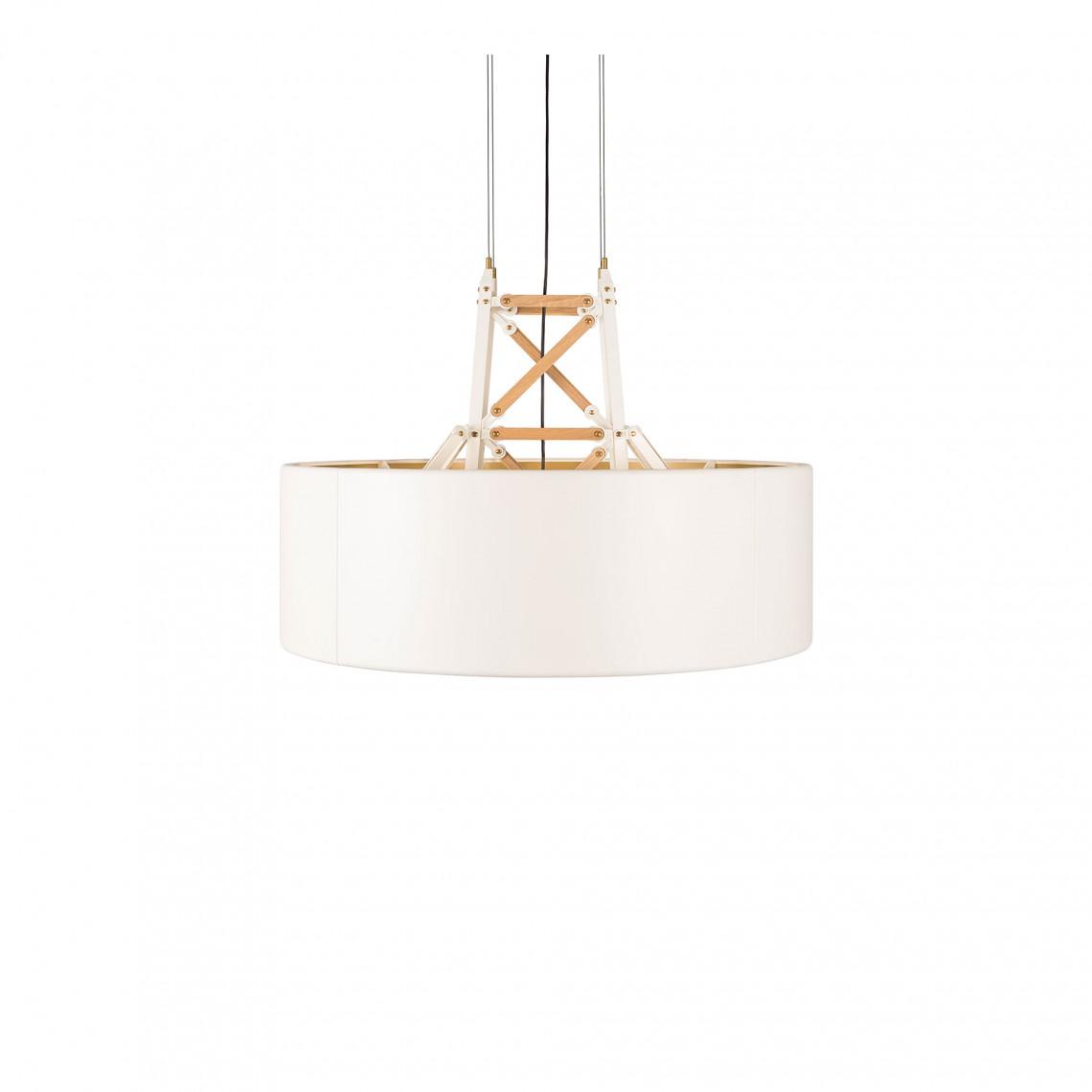 Construction Lamp - Pendellampa Vit