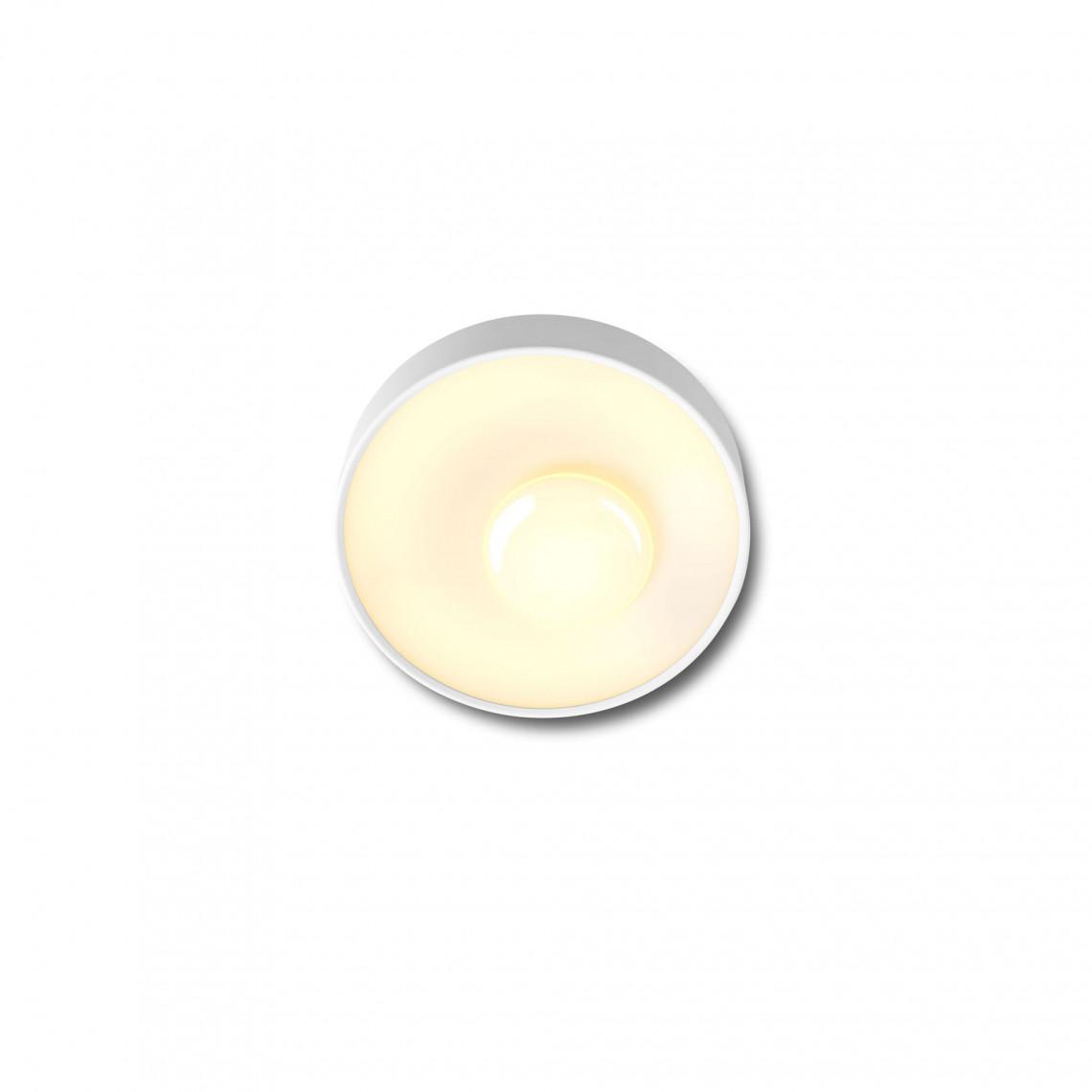 Sun - Ceiling Lamp White