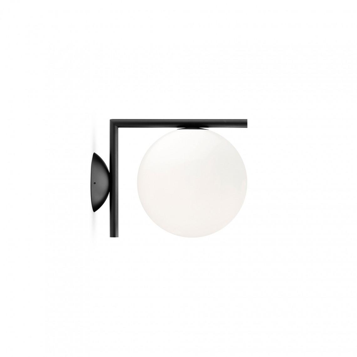 IC Lights Ceiling/Wall 1 Svart