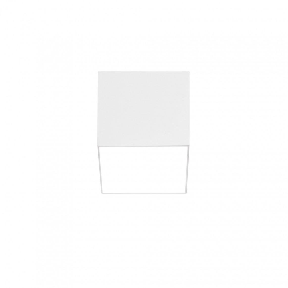 Cubo Vägglampa - Vit