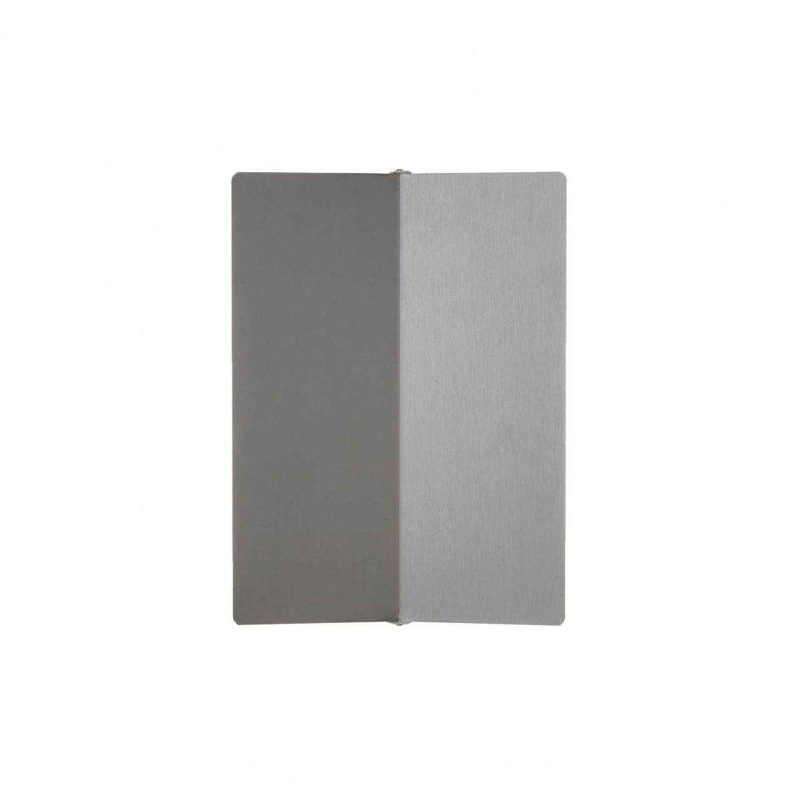 Applique À Volet Pivotant Plié Aluminium