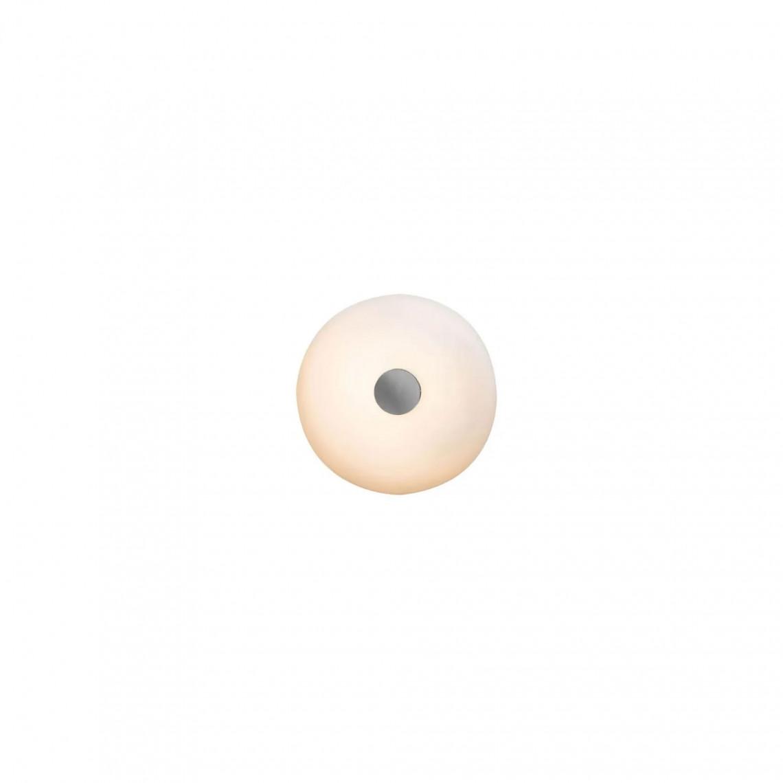 Tropico - Vägglampa Svart
