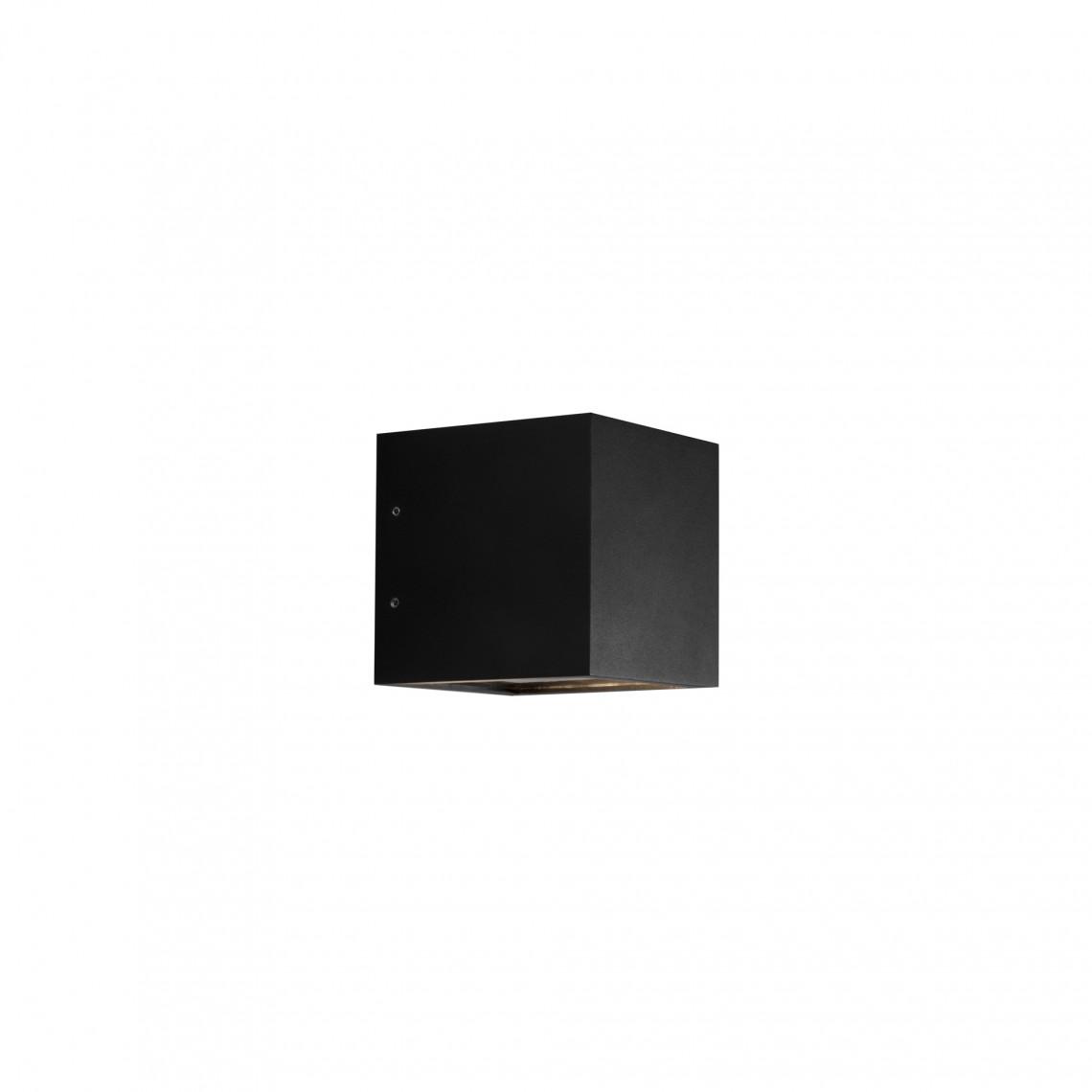 Cube Down Svart