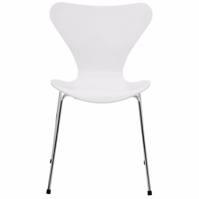 Sjuan stol, lackerad (Serie 7)