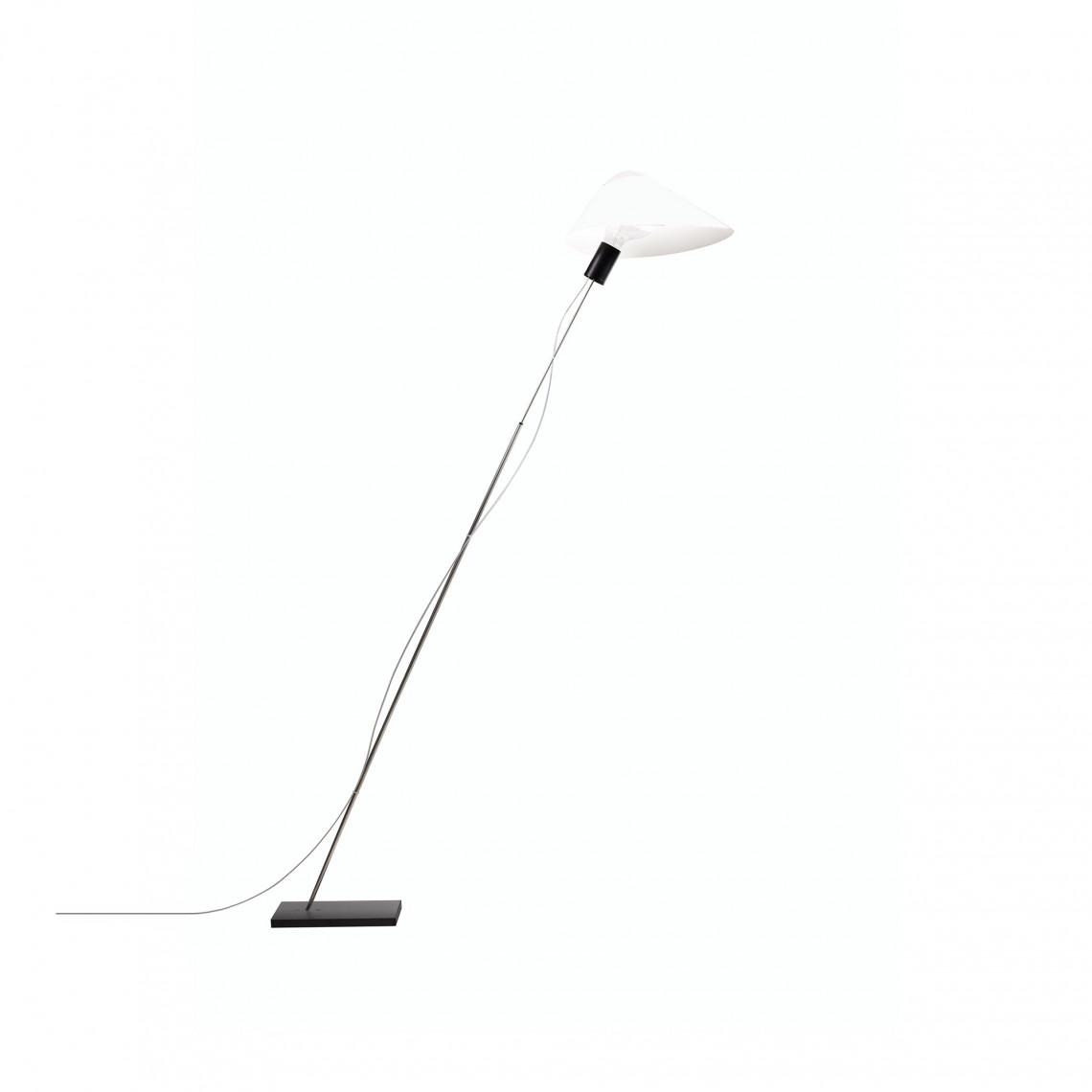 Glatzkopf Floor Lamp Vit