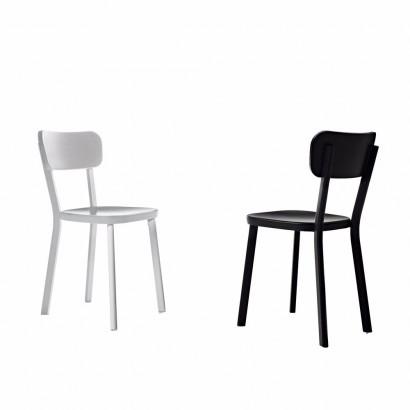 Deja-vu stol polerad