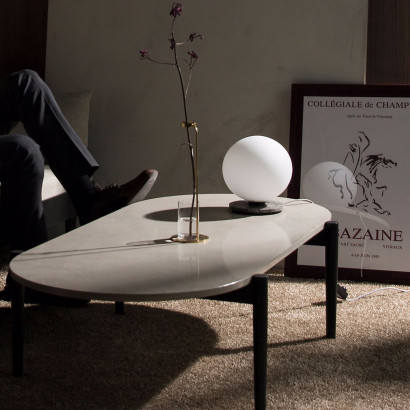Septembre Coffee Table, Marble