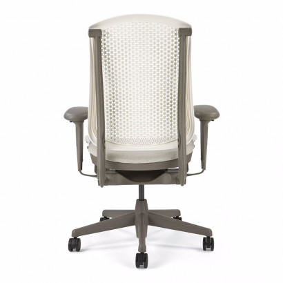 Kontorsstol Herman Miller Celle, Brownstone