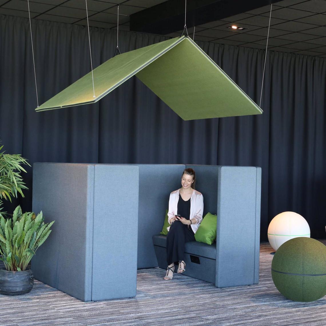 Sofa Silent Group, Ljudabsorberande möbel