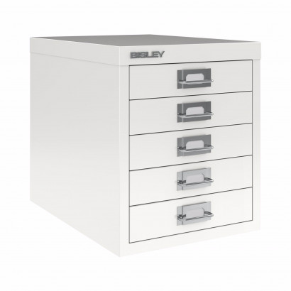 5 lådor Multidrawer - Hurts A4, Bisley