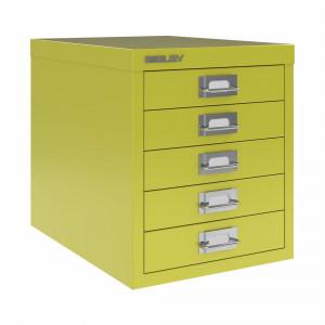 5 lådor Multidrawer - Hurts A4, Bisley