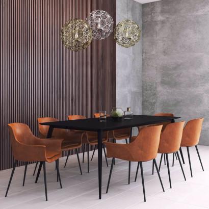 Konferensmöbler 6-8 pers Möta + Comfort