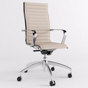 Origami IN kontorsstol med hög rygg