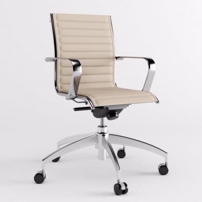 Origami IN kontorsstol med låg rygg