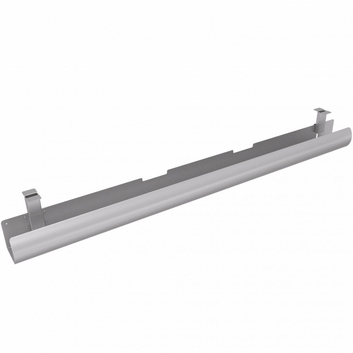 LiftPipe Kabelrör - 1450 mm, Silver