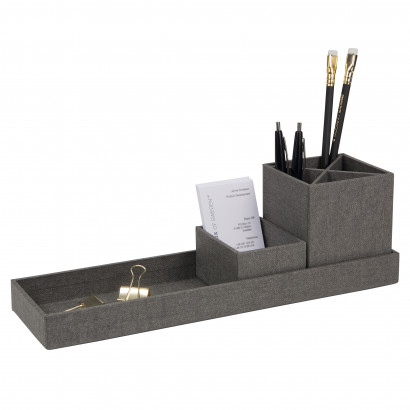 Charles 3 Pcs Desk top organizer
