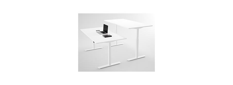 Höj och sänkbara skrivbord