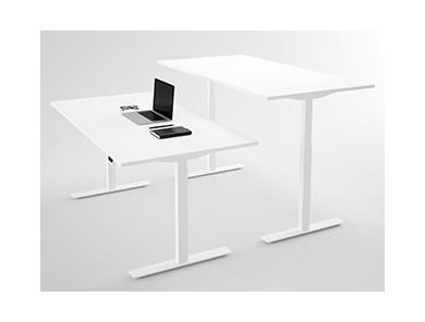 Höj och sänkbart skrivbord