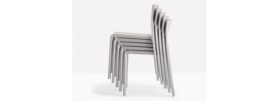 Fäll- & stapelbara stolar