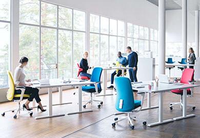 Guiden till en bra, ergonomisk kontorsstol – test och tips